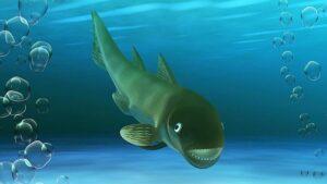peces primitivos